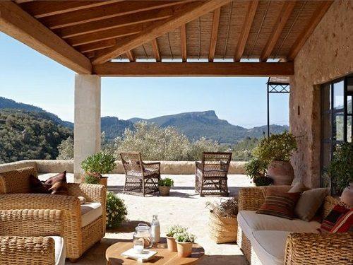 Le tettoie in legno per un ambiente esterno vivibile - Tettoie in legno per esterno ...