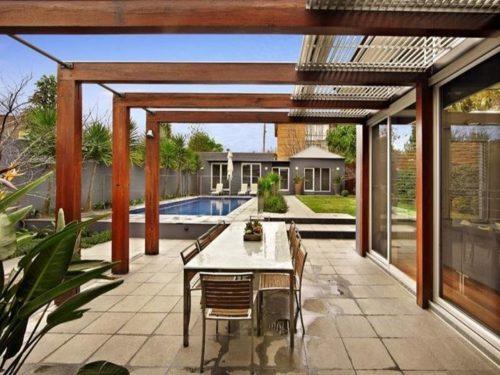 I prezzi delle tettoie in legno per la tua casa