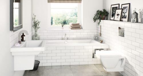 Bagni piastrelle elegant vernice per piastrelle bagno mattonelle