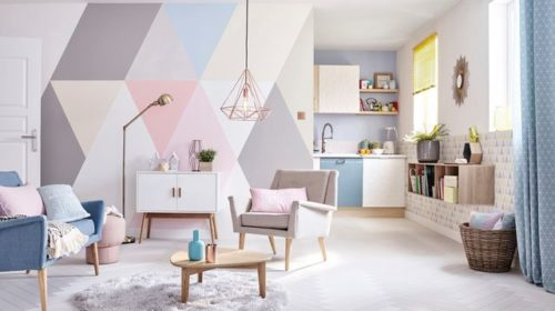 come procedere alla pittura delle pareti di casa